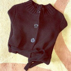 Worthington // button sweater cardigan